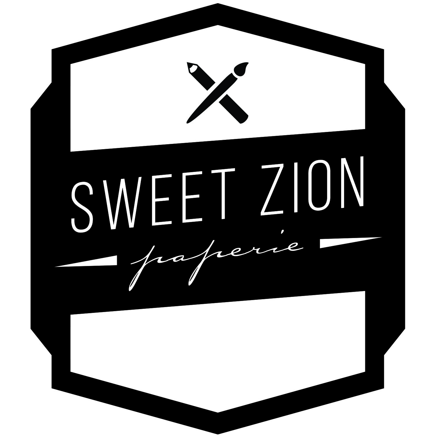SWEET ZION PAPERIE
