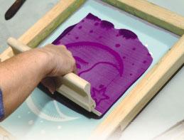 silkscreening