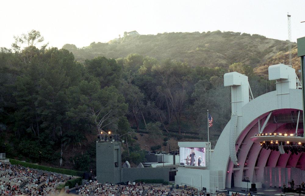 The Hollywood Bowl. Taken on Canon AE-1, Kodak Gold 200. 06/25/17.