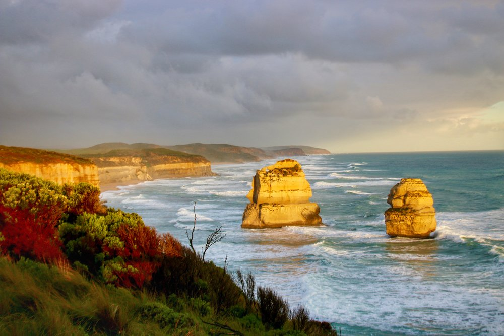 12 Apostles, the Great Ocean Road, Australia