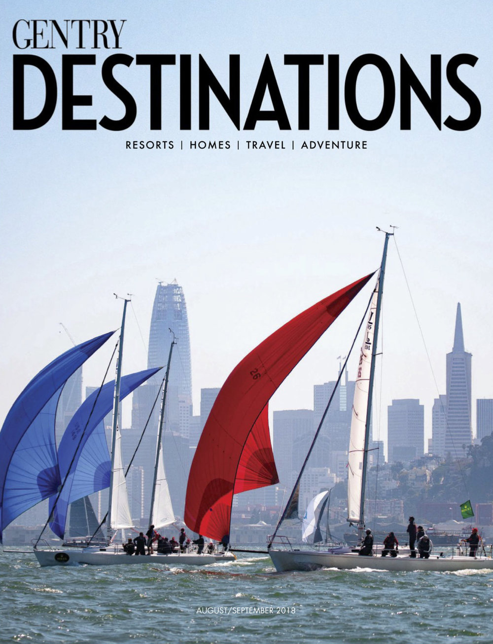 Travel Article - Destinations Magazine