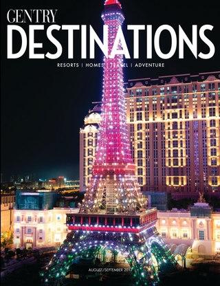 Travel ARticle -Destinations Magazine