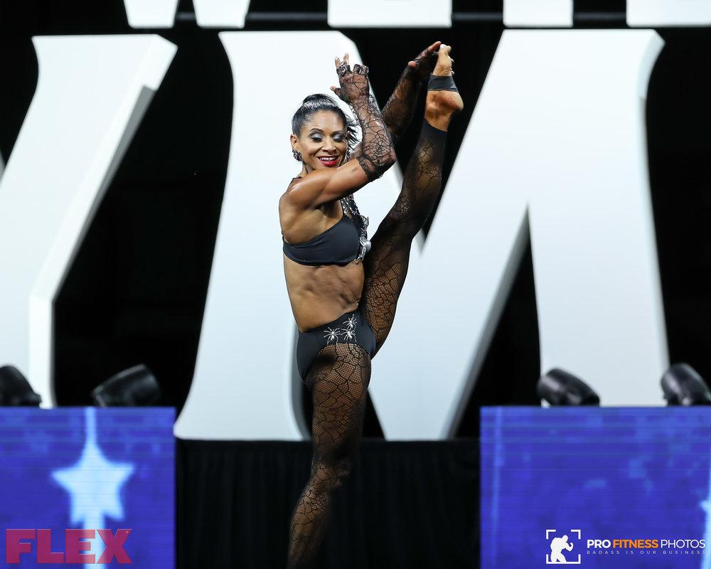 2017 Olympia Fitness