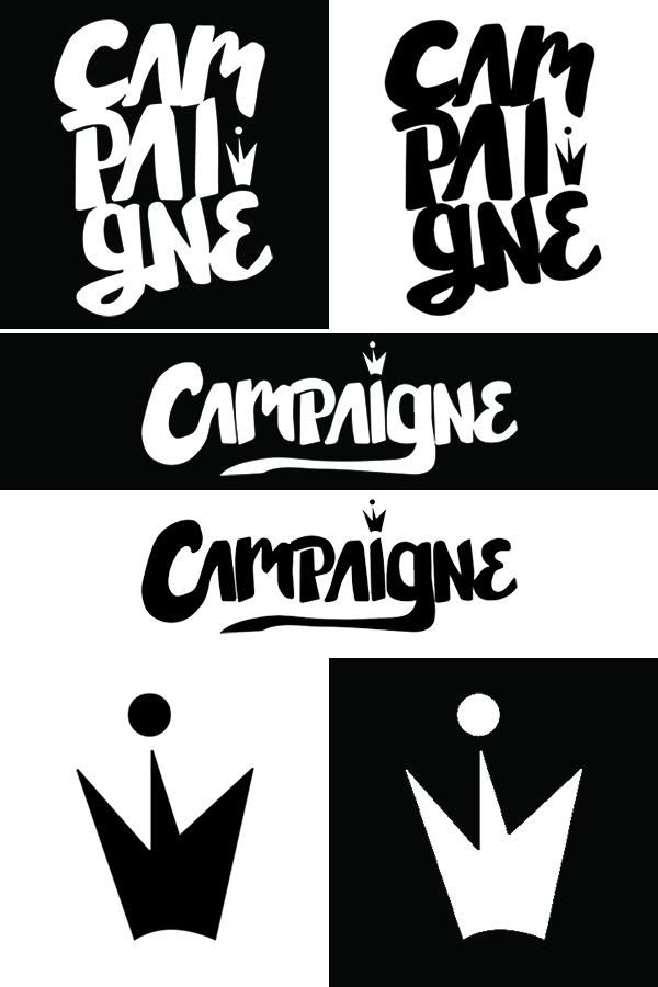 Logo Design - Set of three logos