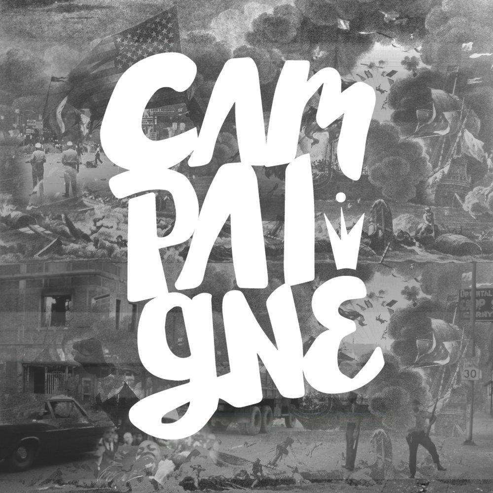Campaigne   Branding/graphic design  Apparel design  Album cover design