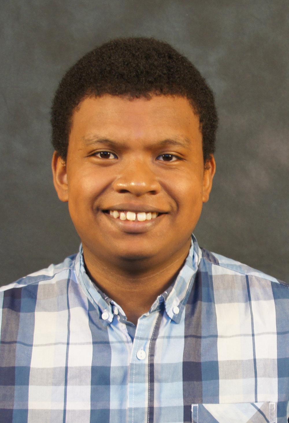 Jeffrey Hernandez Villarreal  Computer & Information Sciences, Freshman University of North Carolina at Greensboro  David & Mary Mounts Scholarship