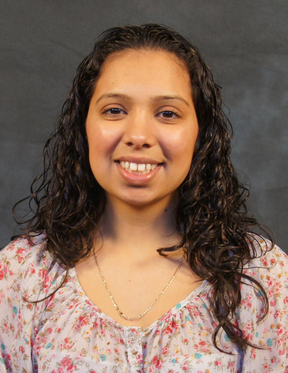 Carina Silva  Business, Senior Salem College   Cristina Roche Scholarship