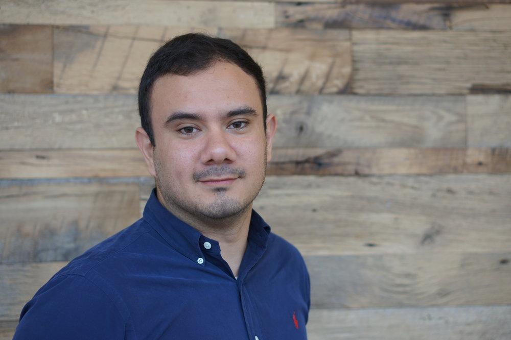 Carlos Clavijo  Computer & Information Science, Junior  Winston-Salem State University   Community That Cares Scholarship