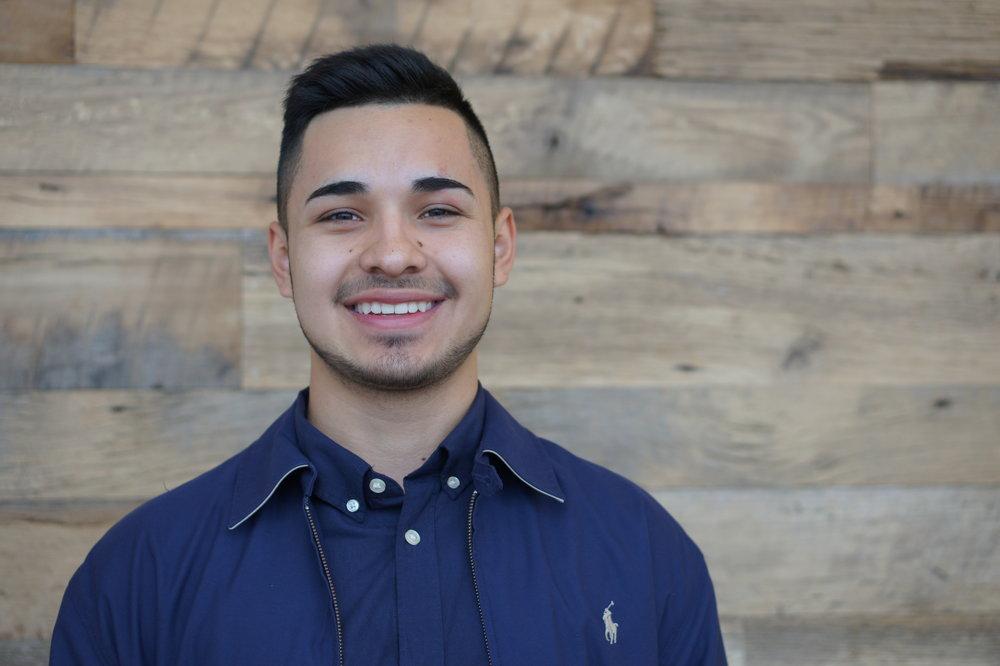 Carlos Mares  Business, Freshman Appalachian State University  Modern Nissan Scholarship