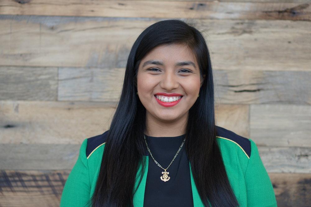 Esmeralda Ramirez-Gonzaga   Biology-Animal Sciences, Junior North Carolina A&T University  South Atlantic Packaging Scholarship