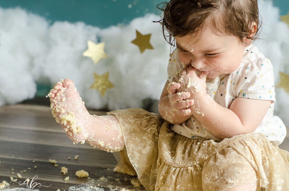 First Birthday | Baby Photography | Baby Photographer | Cake Smash