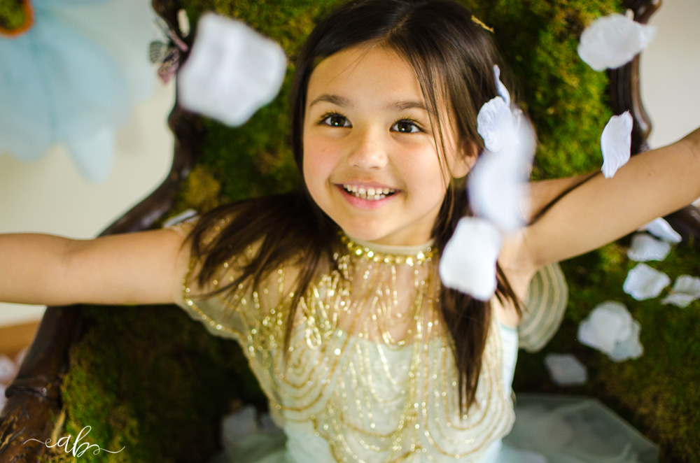 Butterfly Princess Mini Sessions | Anne Bertelson Photography | Plano Child Photographer