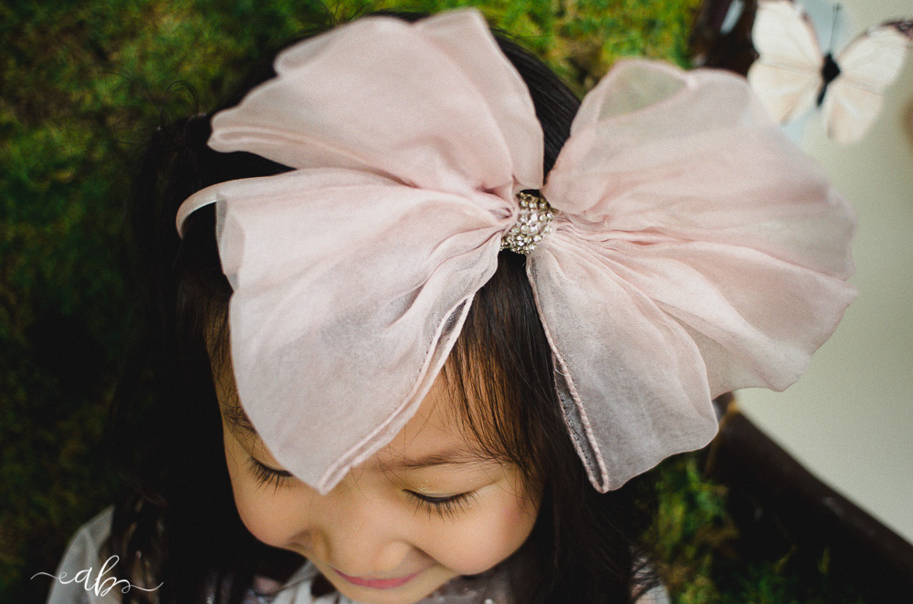 Jade's Butterfly Princess Mini Daydream Session | Anne Bertelson Photography | Dallas, Plano, Highland Park Texas Child + Fashion Photographer