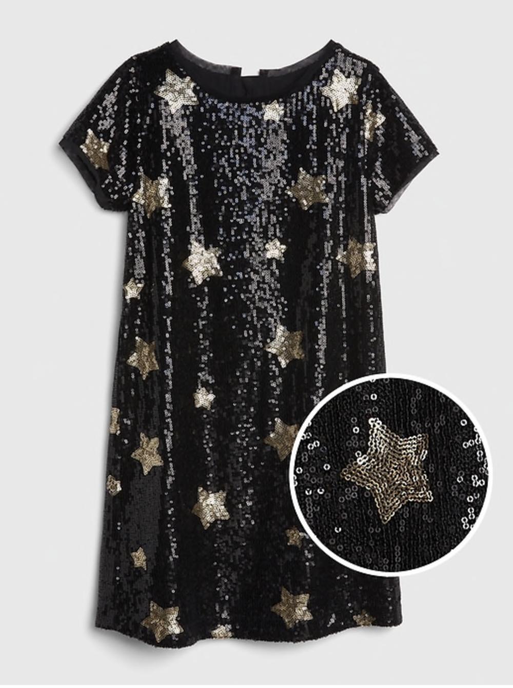 Star Sequin Dress | GAP Kids