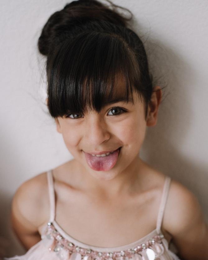 Miss Jayla O. | DFW Model -