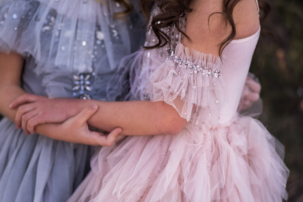 Snowflake Dreams Editorial   Anne Bertelson Photography   Dallas + Sydney Fashion and Child Photographer