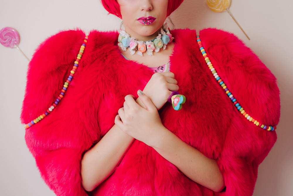 The Height of Candy | Bella Fenoglio
