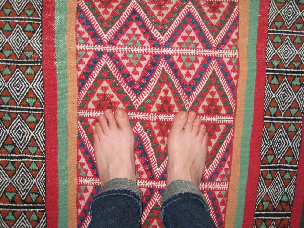 carpet, tunis