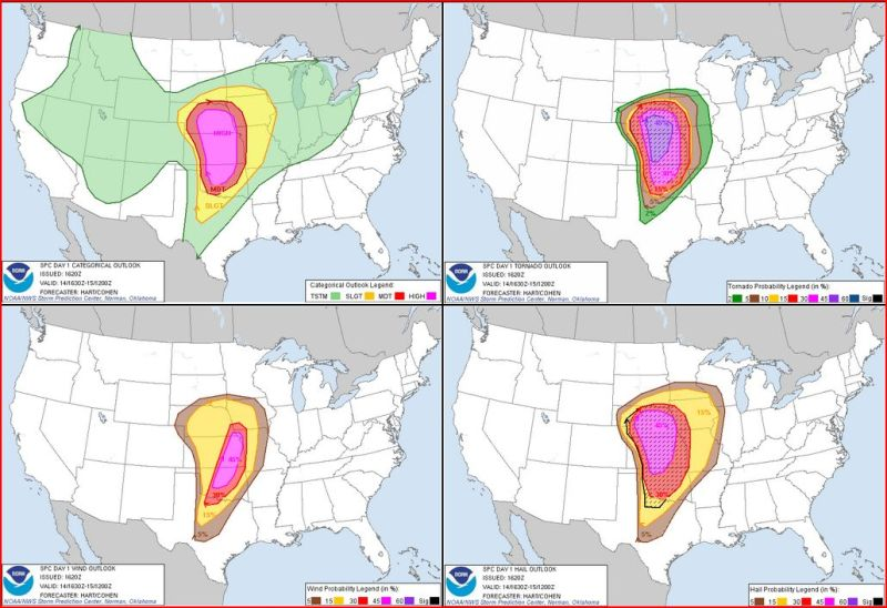 4-14-12 Outlooks