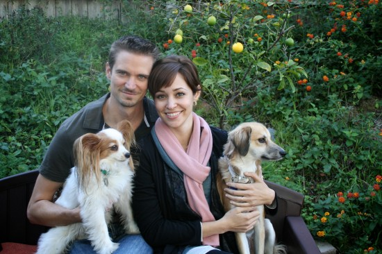 (here's our family pic from last year's Thanksgiving—with Finn as just a teeny bump!)