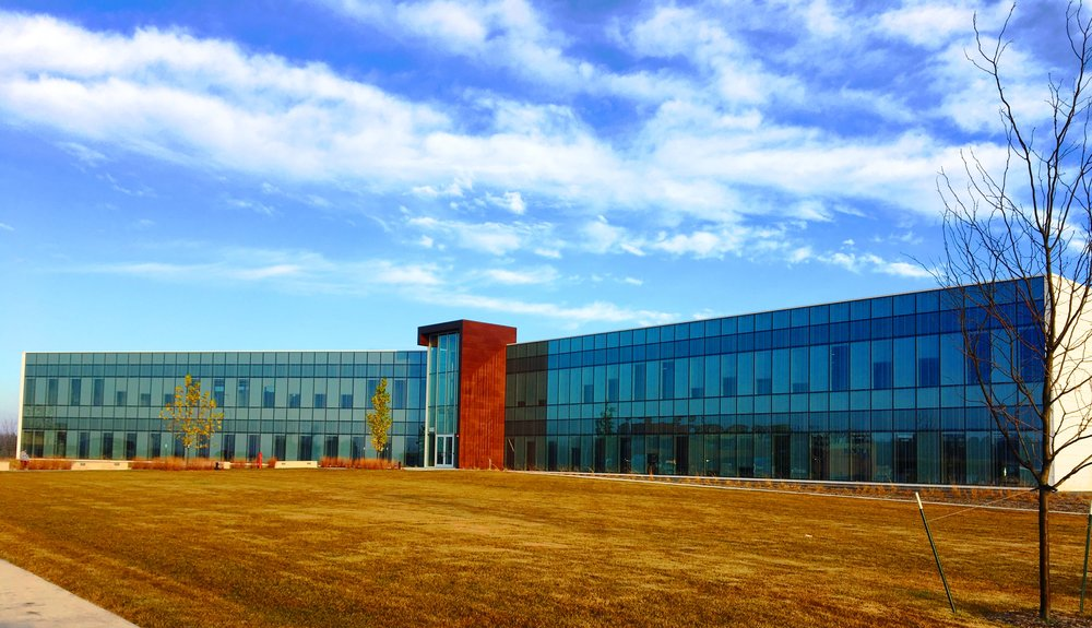 Iowa State University Research Park, Economic Development Center