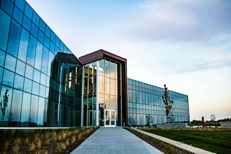 Iowa State University Research Park - Economic Development Project