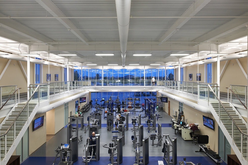 Great River Health Systems - Orthopedic and Rehabilitation Expansion in Burlington, IA