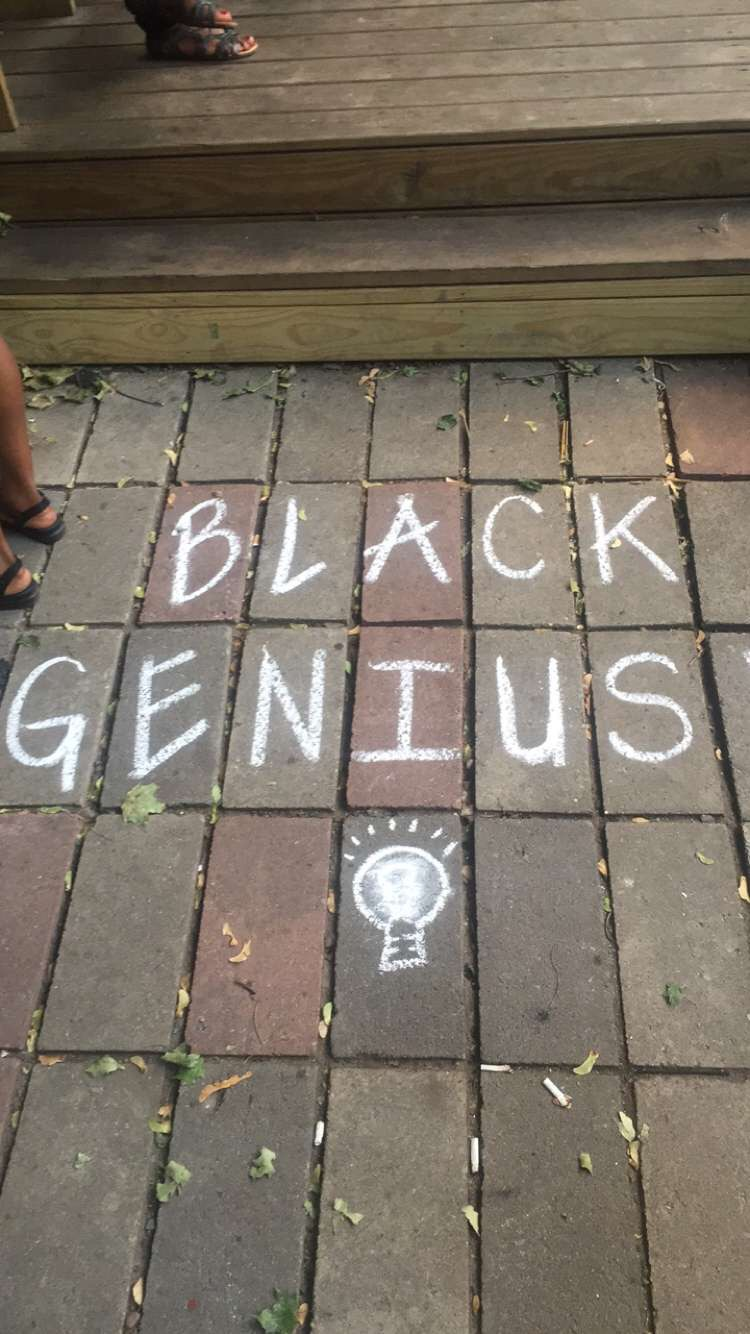 BLACK GENIUS —Thought-leaders and task makers connect in Brooklyn, NY. August, 2016