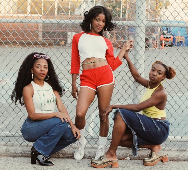 Black girls have fun