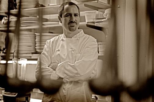 Chef Kevin Binkley 2359 5x7