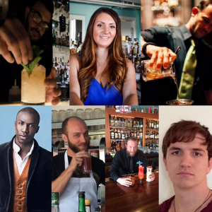 Bartender Collage 2