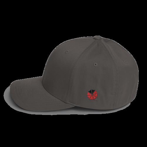 UXXIO Red Umbrella Design Hat
