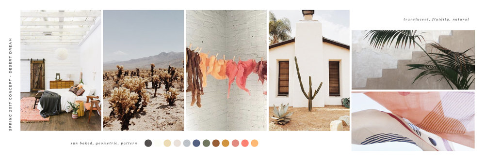 SP18 Desert Dream Concept | Lauren Nicole Co.