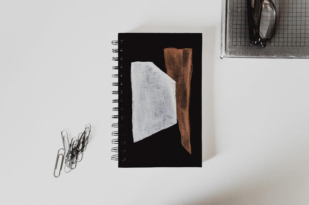 Open Dated Planner | Lauren Nicole Co.