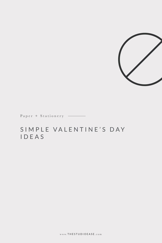 Simple Valentine's Day Ideas | #valentinesday #valentinesdayideas valentine's day gifts for him, valentine's day gifts for her, affordable valentine's day gifts, easy valentine's day gifts