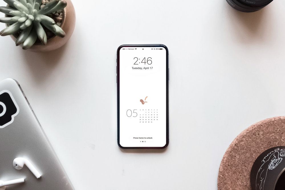 Free May Calendar Wallpaper Download by Studio Ease, Desktop + Mobile #calendar, free calendar, free calendar download, April calendar, iphone wallpaper, desktop wallpaper, calendar wallpaper