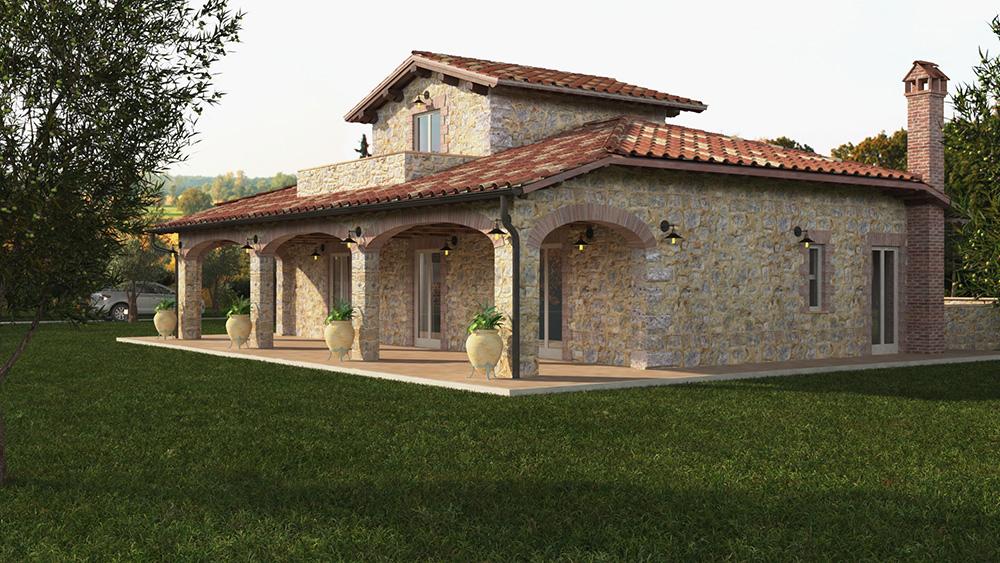 Borgo Carige Farmhouse