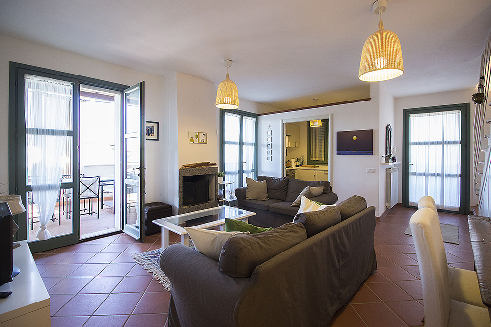 Capalbio Apartment