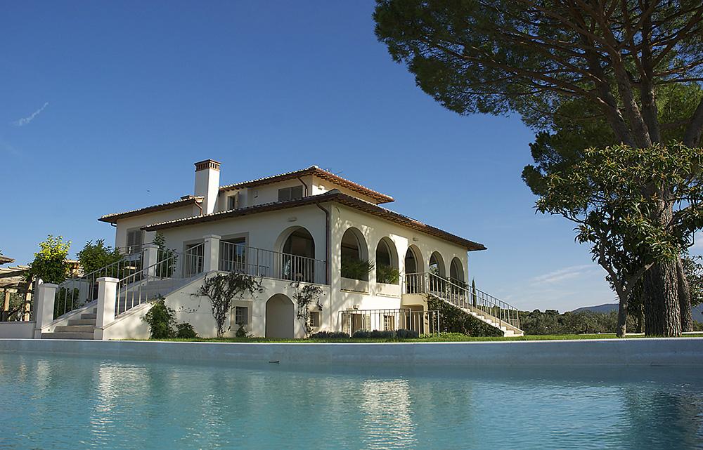 Villa delle Arance
