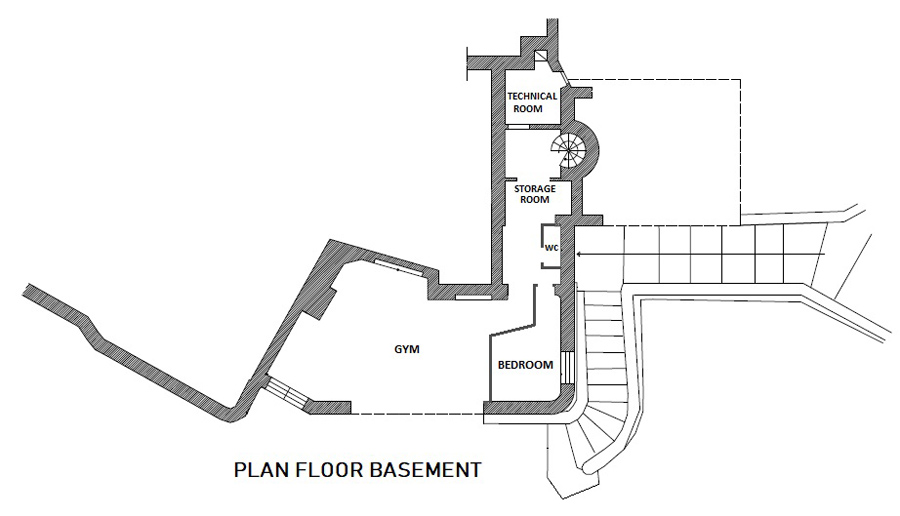 Basement Floor