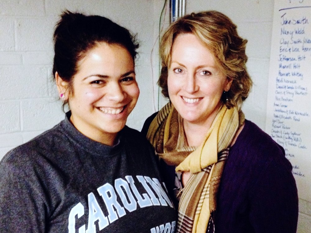 Co-founders Liz Leon and Courtney Dunkerton