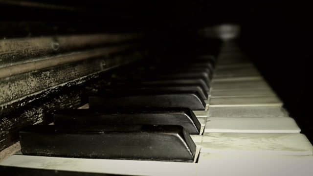 """Broken Piano"" Image by John Dunkerton"