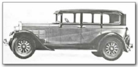 1924 Dodge Brothers Six