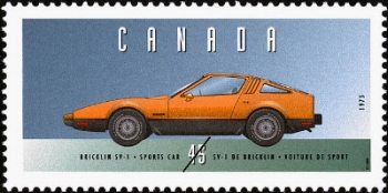 Canada's most famous car ( www.arpinphilately.com )