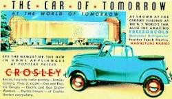 1939 Crosley 1A