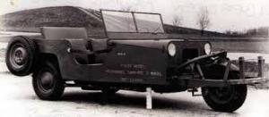 Davis Light Reconnaissance Prototype