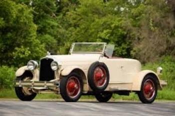 1926 Stutz Series AA Blackhawk (www.HeacockClassic.com)