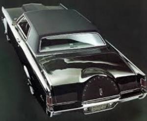 Continental Mark III ( www.notoriousluxury.com )