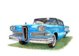 58 Edsel       ( www.fineartamerica.com )