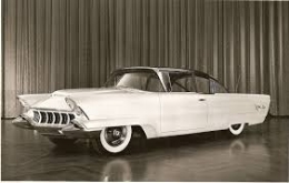 with buick and oldsmobile as the target, the 1953 XM-800 (www.customrama.com)